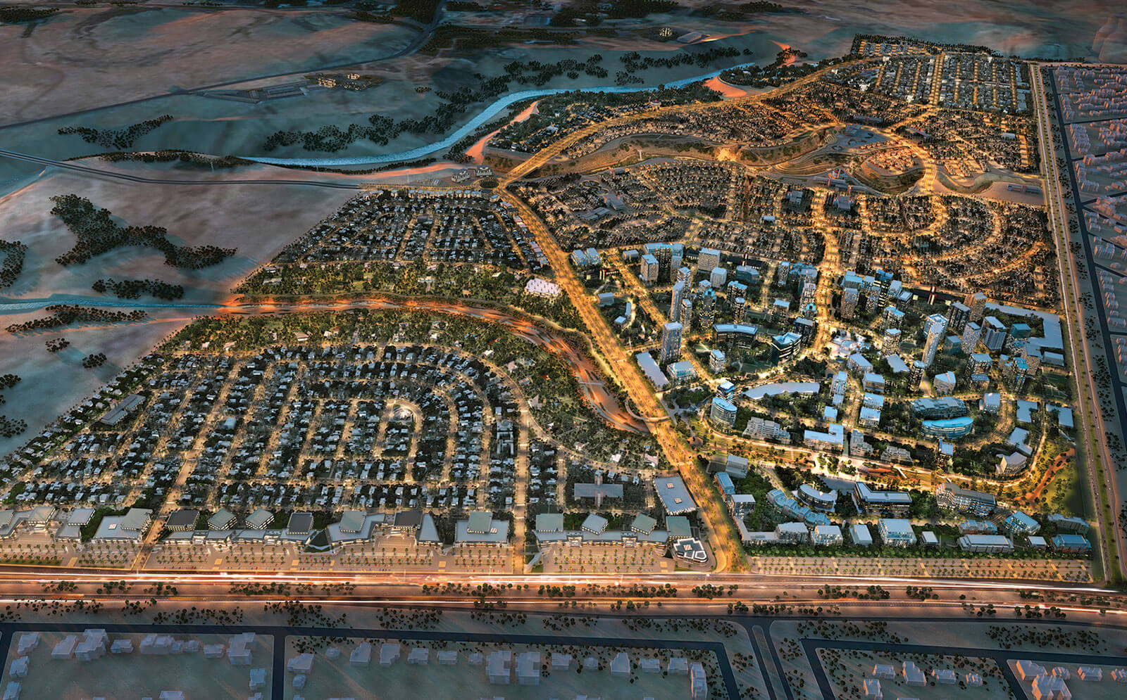 Own A Land In A Project The First Of Its Kind In The Kingdom Of Saudi Arabia Dar Al Arkan